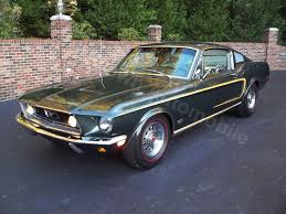 1968 mustang engine for sale 1968 mustang gt j code fastback for sale town automobile in