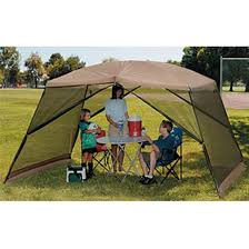Outdoor Screen House by Trademark Global Northpole 12x9 U0027 Dome Screen House Tent 189295