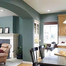 living room color schemes spa blue and sandy brown color scheme