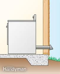 Basement Window Dryer Vent by How To Install A Dryer Vent Family Handyman