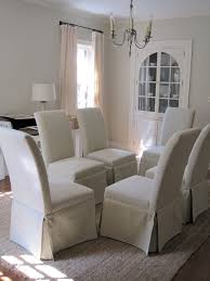 When White Leather Dining Chairs Plain White Fabric Dining Chairs Painted And Reupholstered Room
