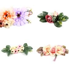 Decorative Flowers by Online Get Cheap Flower Wall Mount Aliexpress Com Alibaba Group
