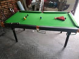 6 foot snooker table in whitchurch cardiff gumtree