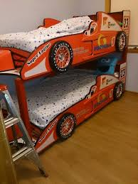 Best  Race Car Bed Ideas On Pinterest Race Car Toddler Bed - Race car bunk bed