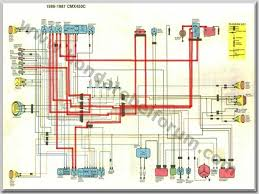honda rebel 250 wiring diagram chopper honda wiring diagram