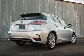 wallpaper lexus ct200h 2016 lexus ct 200h gets new chrome grille optional moonroof