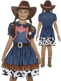 u0027s texan cowgirl costume all children fancy dress hub