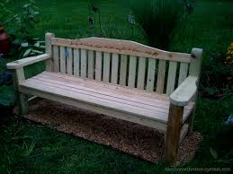memorial garden benches home outdoor decoration