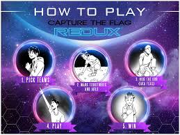 Rules Capture The Flag Amazon Com Capture The Flag Redux A Nighttime Outdoor Game For