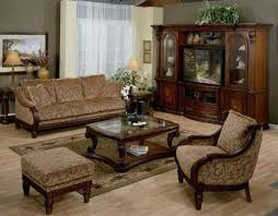 Traditional Living Room Furniture Traditional Living Room With Classy Sofa For Elegant Design