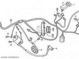 harness wire tdm zn110r nice 32100kfl730