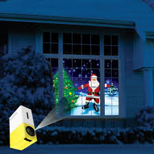 House Christmas Light Projector by Digi4u Christmas Rear Window Video Fx Effect Projection Amazon Co