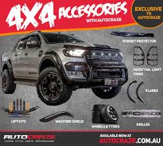 ranger ford lifted ford ranger accessories ford ranger body kits grills lift kits