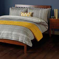 buy john lewis fusion amala jacquard duvet cover and pillowcase