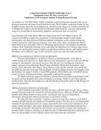 recommendation letter sample for phd student gallery letter