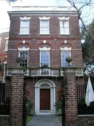 charleston single house nathaniel russell house wikipedia