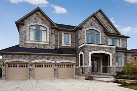 landscaping halquist stone with some windows and brown garage attractive halquist stone for modern exterior your home design halquist stone with some windows and