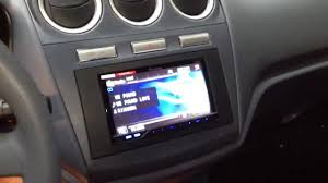 2014 Ford Transit Connect Audio Systems Ford Transit Connect 2011 With Pioneer Avh P4300dvd Youtube