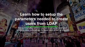 sage x3 update users from ldap directory v11 2017 youtube