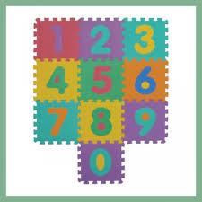 tappeti puzzle bambini tappeto puzzle atossico per bambini numeri