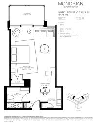 orange grove residences floor plan mondrian hotel luxury condo property for sale rent af realty af