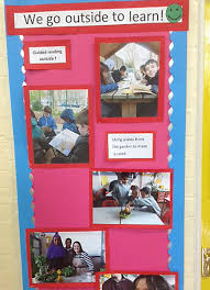 outdoor learning displays the outdoor classroom rhyl primary
