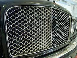 bentley grill bentley arnage mulliner paint correction detail sweetcars