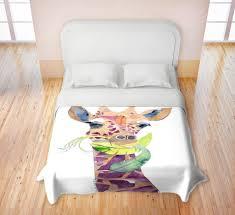 giraffe print comferters giraffe 5 piece daybed comforter set giraffe bedding