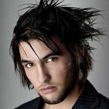 spiked looks for medium hair men s medium hairstyles and how to style them