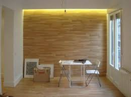 wood flooring on walls prefer with darker wood with t