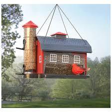 red barn combo feeder 581914 bird houses u0026 feeders at