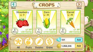 farm story google play store revenue u0026 download estimates