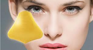K Collagen china 24 k golden collagen moisturizing nose mask