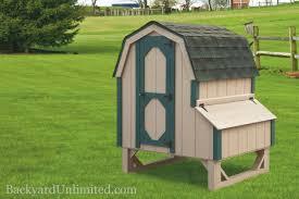 chicken coops dutch backyard unlimited