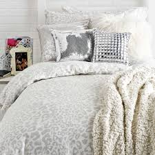 Duvet Covers And Quilts Snow Leopard Duvet Cover And Sham Set Quilt Bedding Snow