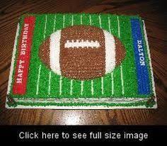 football cakes football field cake my work football field cake