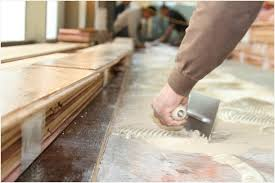 Installing Hardwood Floors On Concrete How To Install Hardwood Flooring Hardwood Flooring Installed Over