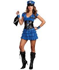 late night patrol police halloween costume