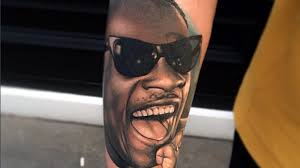 Stevie Wonder Why Is He Blind Tattoos Of Stevie Wonder That He Could See Because He U0027s Not Blind