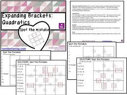 simplifying algebraic fractions worksheet by holyheadschool