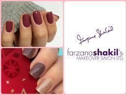 farzana shakil u0027s introduces gel manicure in bangladesh ice today