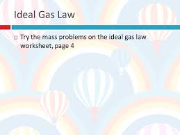 gas laws chapter 14 in your book ppt download