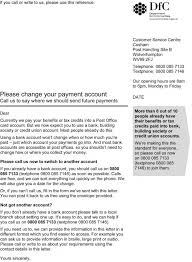 Letter Of Credit Validity department confirms validity of payment account letter to claimants