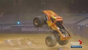 monster truck show ottawa crazy monster jam truck show tricks watch news videos online