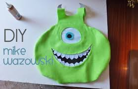 boo costume monsters monsters mike wazowski
