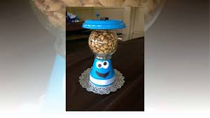 Youtube Baby Shower Ideas by Contemporary Design Cookie Monster Baby Shower Decorations Classy