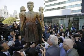 Comfort Women Japan Japanese Mayor Says He U0027ll End Sf Sister City Status Over Comfort