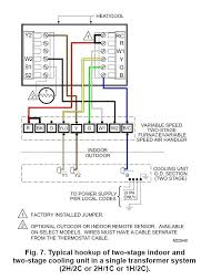 trane wiring diagram thermostat trane baystat thermostat wiring