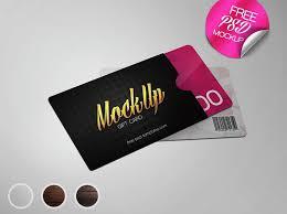 free gift card 20 beautiful gift card designs free premium templates