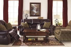 Reclining Sofas And Loveseats Sets Walworth Collection U78002 Reclining Sofa Loveseat Set
